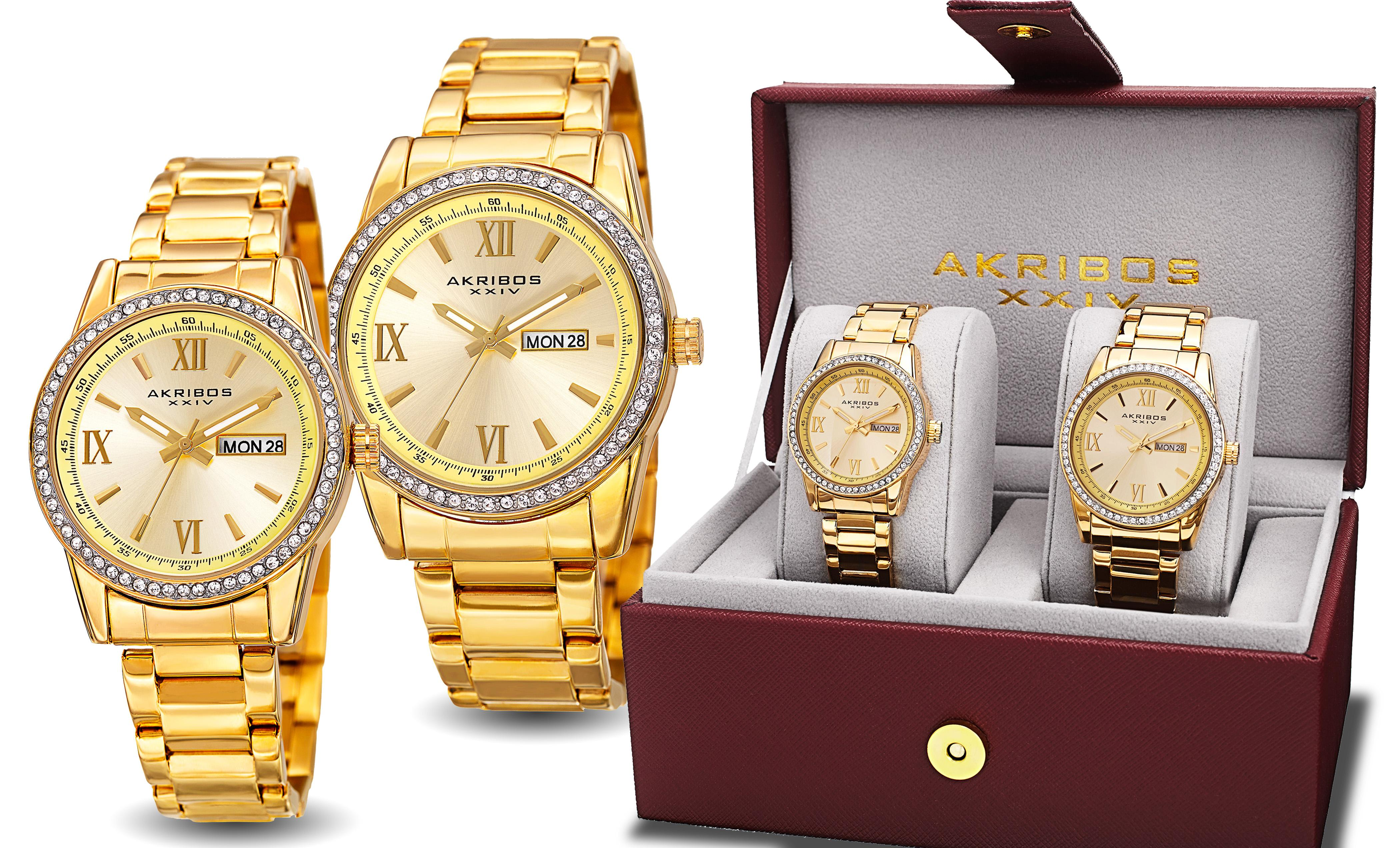 8 Best Matching His and Hers Watches For Couples | Kenya Crazy Media
