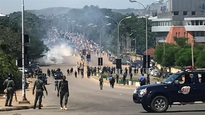 Image result for Shi'ítes, Police clash in Sokoto