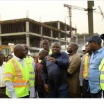 """The Construction Of Flyover At Pen Cinema Agege Has Started"" – Akinwunmi Ambode"