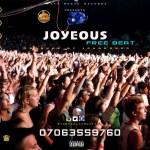 FREE BEAT: Joyeous Free Beat (Prod. By Johnbosco) | @JohnboscoMusic @CityMusicRecord