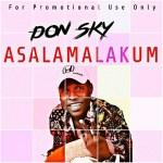 MUSIC: Donsky – Asalamalekun
