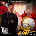 MUSIC: Blaze — August 24th (Freestyle)