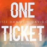 MUSIC: Kizz Daniel Ft. Davido – One Ticket