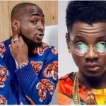 Davido Reportedly Slaps Kizz Daniel's Manager At His Eko Atlantic City Concert. See Why