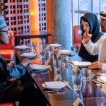 We Have Rescued Nigeria From Boko Haram, President Buhari Boasts In Abu Dhabi