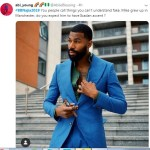 Bbnaija: Mike Edward Accent Not Fake, He Grew Up In Manchester