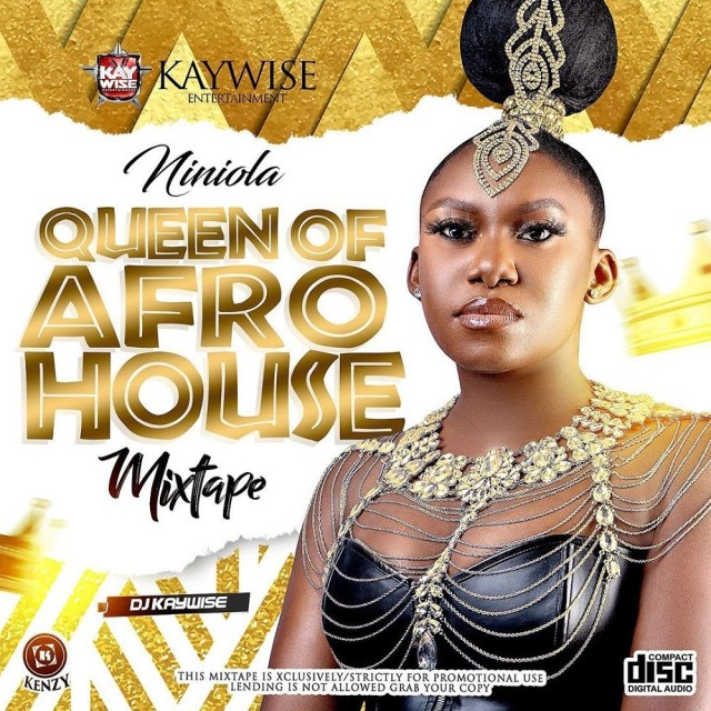[Mixtape] Dj Kaywise – Queen of Afro House Mix