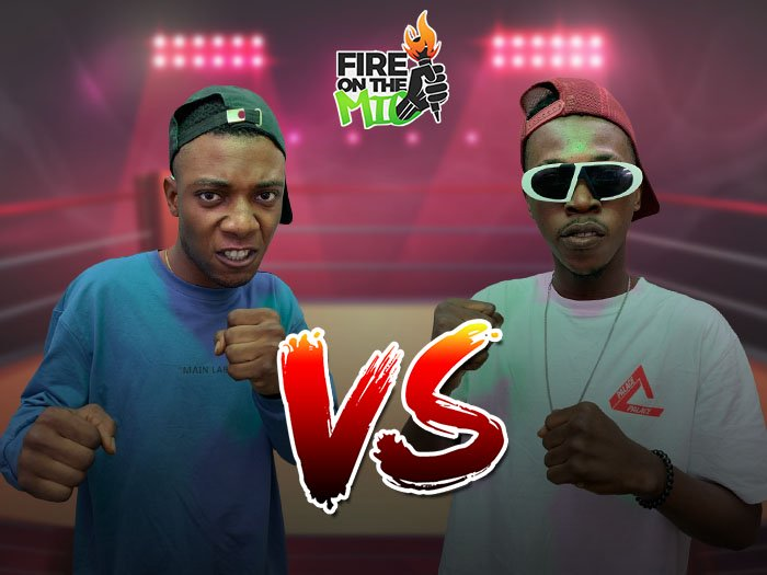 NL FIRE ON THE MIC!! Wizdoe Vs Fynest Roland, Who Killed This Beat More? (Watch And Judge)