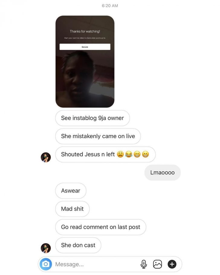 AT LAST!! See The Face Of Instablog Owner As She Mistakenly Reveal Herself (PHOTO) 6