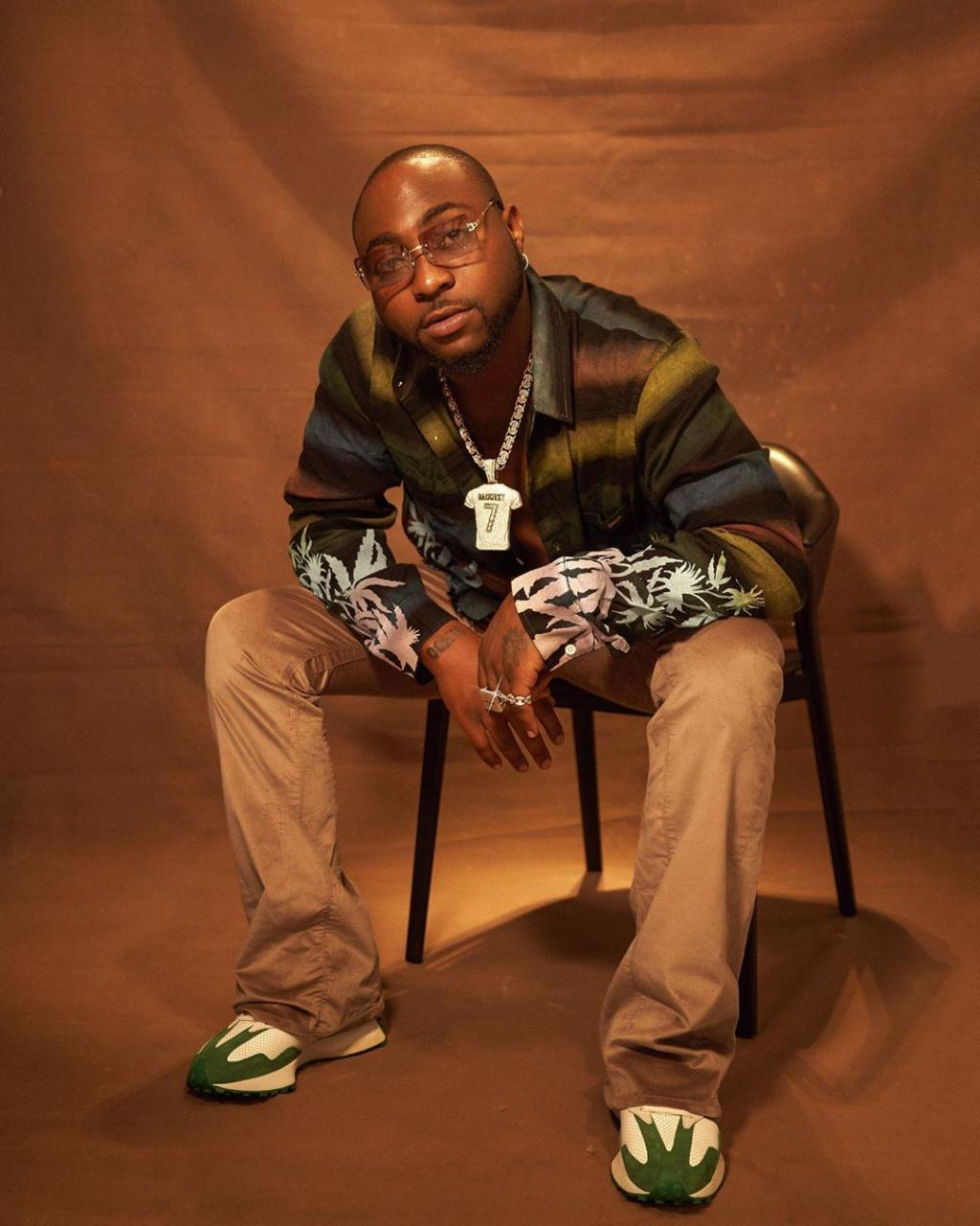 See Davido Pot Belly That Is Making Fans Worry About His Health