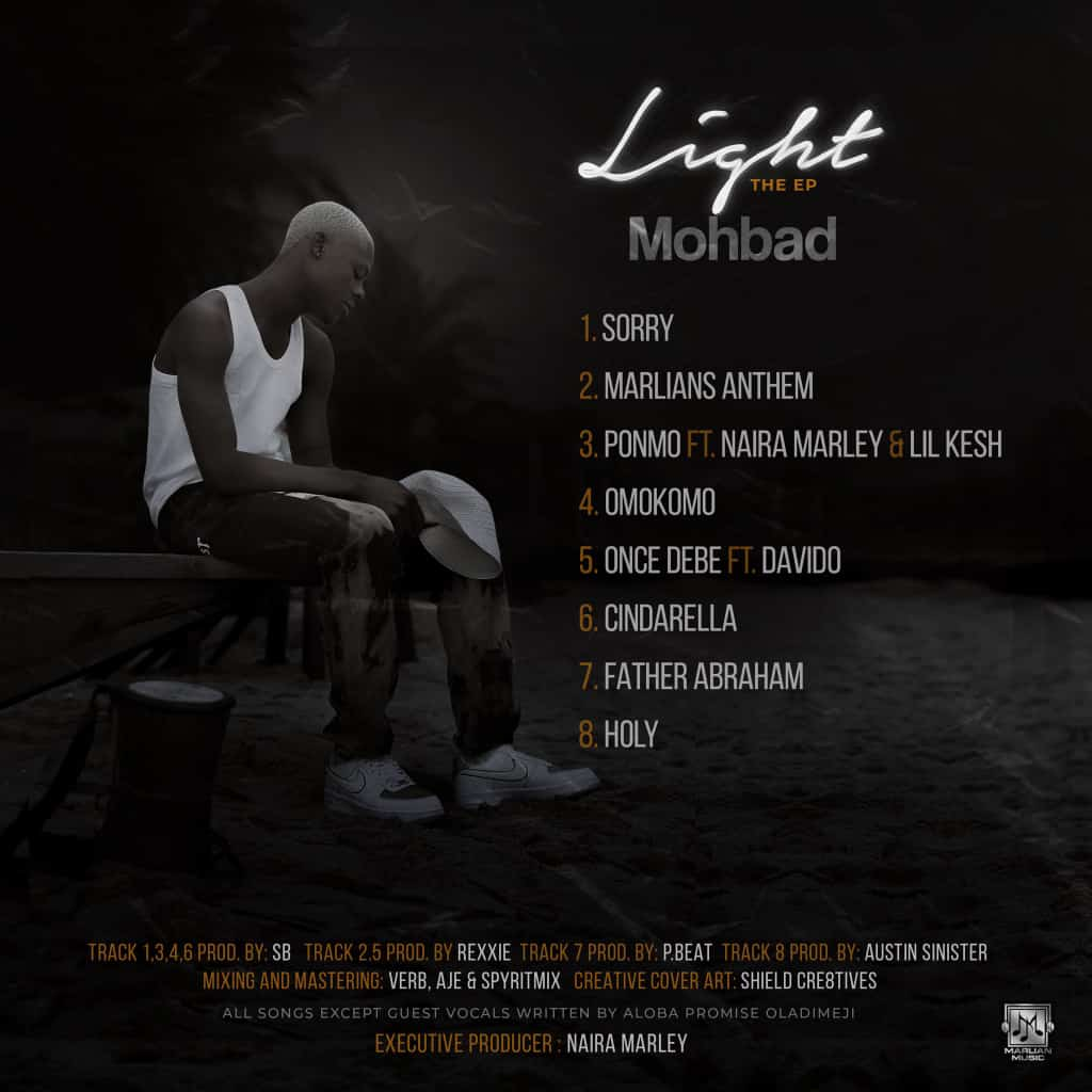 """""""Mohbad – Light (EP)"""" Is Out"""