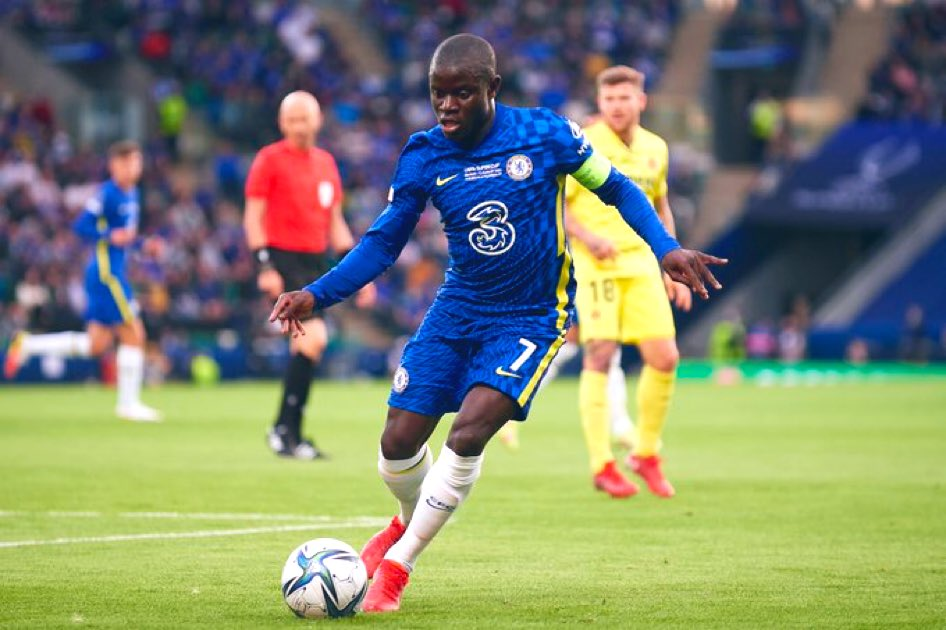 Ngolo Kante is back from his short term injury and will be ready to battle head to head with Tottenham