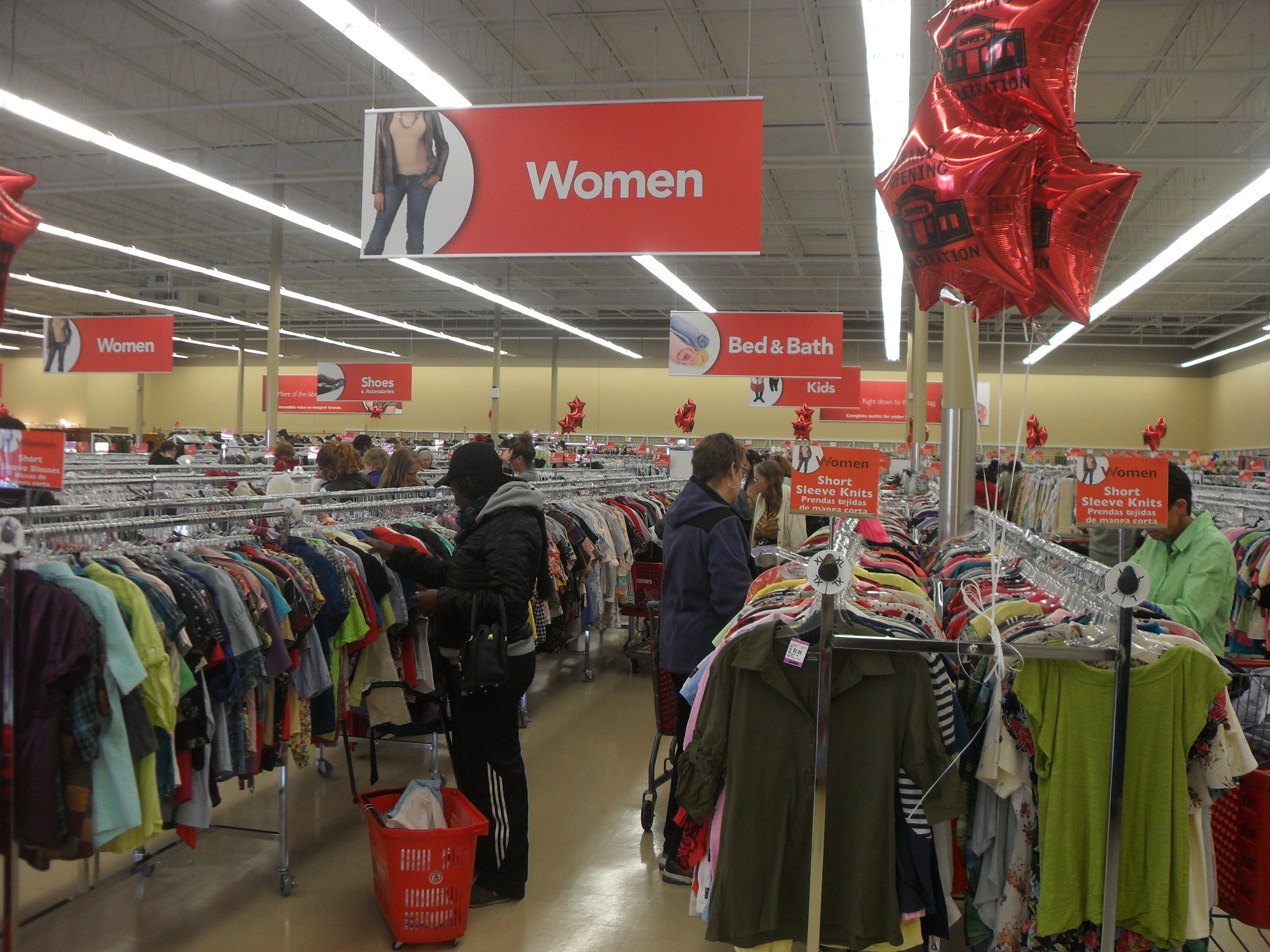 Grand Opening Savers Thrift Store Naijabeautyblog