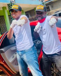 Woli Agba and Dele