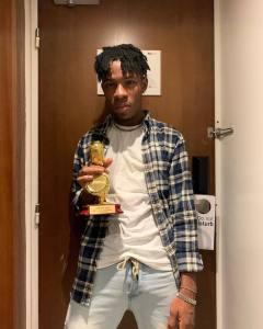 Joeboy Award