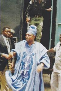 MKO Abiola in prison