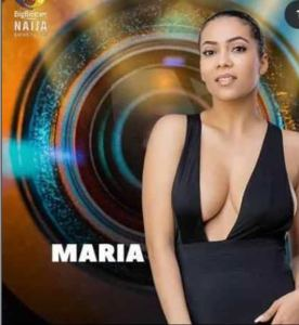 Who is Maria?