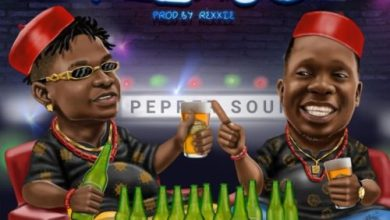 Photo of Song: Lil Kesh Ft Duncan Mighty – Flenjo