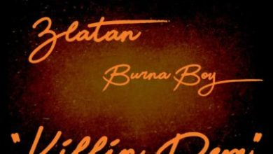 Photo of Mp3:  Burna Boy Ft. Zlatan – KILLIN DEM