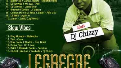 Photo of Mixtape: Dj Chizzy – Legbegbe Mix