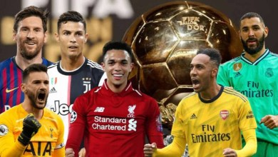 Photo of #Sports: Ballon d'or Released 30-man Shortlist