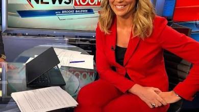 Photo of CNN Anchor & Broadcaster Brooke Baldwin Tests Positive For Corona Virus