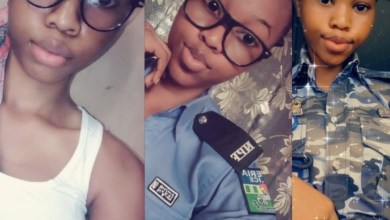"""Photo of Arrest Me! Men Beg The Baby-faced Female Police Nicknamed """"Baby Cop"""" (Photos)"""