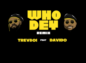 Photo of Trevboi Ft. Davido – Who Dey (Remix)