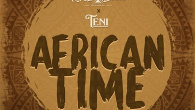 Photo of Krizbeatz Ft Teni – African Time