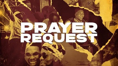 Photo of Victor AD ft Patoranking – Prayer Request