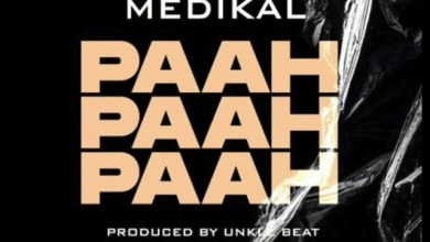 Photo of Medikal – Paah Paah Paah