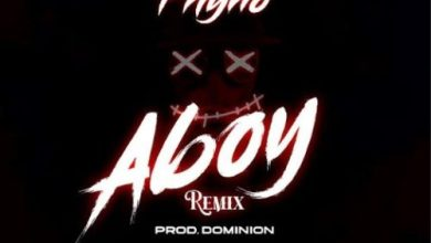 Photo of Deejay J Masta Ft Phyno – Aboy (Remix)