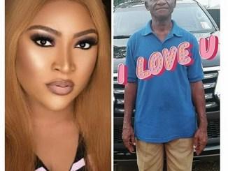 Uche Elendu slams trolls who criticised her Dad