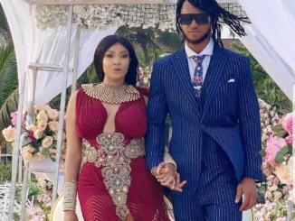See photos from Angela Okorie's wedding
