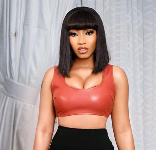 Check out these hot new photos of Mercy Lambo