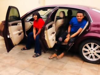 Ultimate Love Couple, Michael and Cherry, receive car gift from a fan
