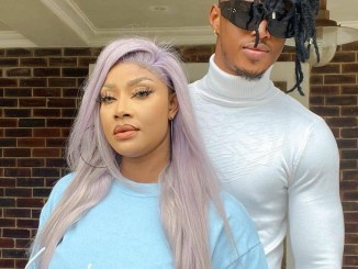 See loved up photos of Angela Okorie and Hubby
