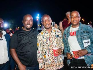 See photos from the first drive-in party in the South-East