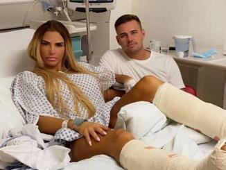 Model, Katie Price banned from having sex