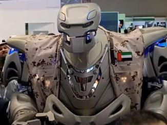 Meet the robot bodyguard of the King of Bahrain