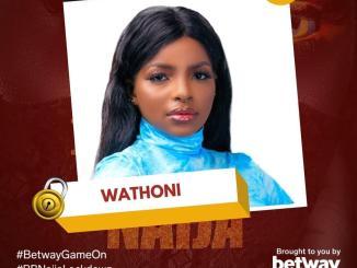 BBNaija's Wathoni has low self-esteem - Facebook writer