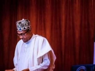 Buhari inaugurates committee for 2050 Agenda