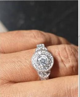 Nollywood actress, Shan George gets engaged