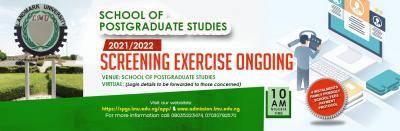 Landmark University postgraduate admission