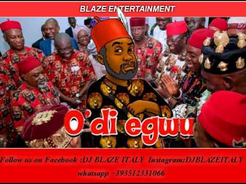 (Dj Blaze Italy) Igbo Highlife Nd'Igbo Kwenu Mix