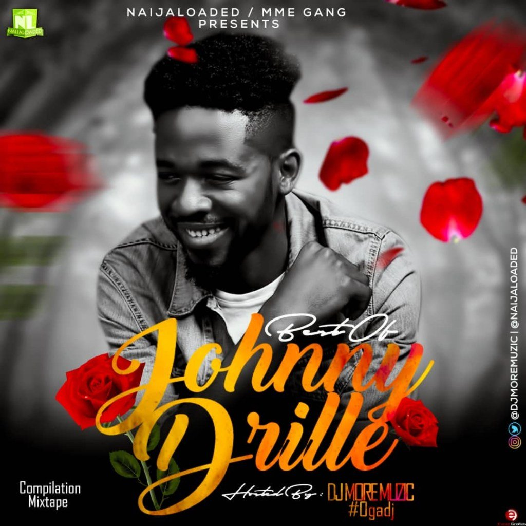 Best Of Johnny Drille Mixtape (Johnny Drille Dj Mix) Fast