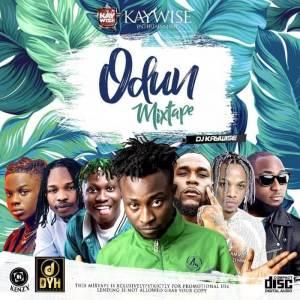 Latest DJ Kaywise - New AfroBeat