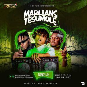 DJ OP Dot – Marlians Tesumole Non-Stop Dance Mix