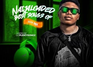 DJ PlentySongz – Naijaloaded Best Songs Of 2019 Mixtape