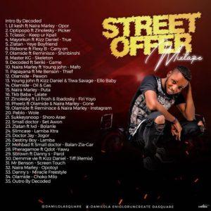 DJ Dasquare - Street offer Mixtape 2020